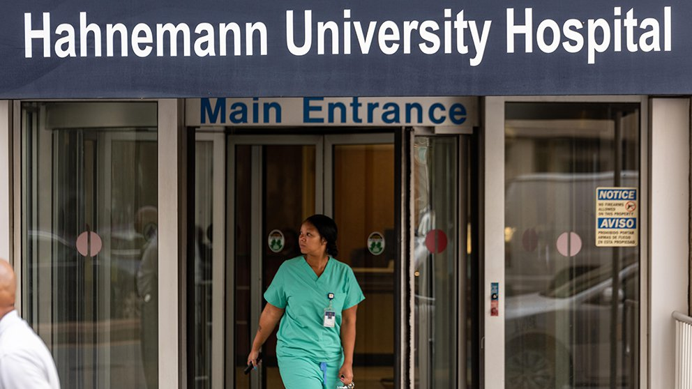 What residents need to know about the Hahnemann University