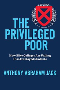 The Privileged Poor cover