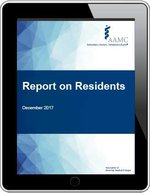 Report on Residents cover