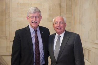Darrell G. Kirch, MD, and Francis Collins, MD, PhD