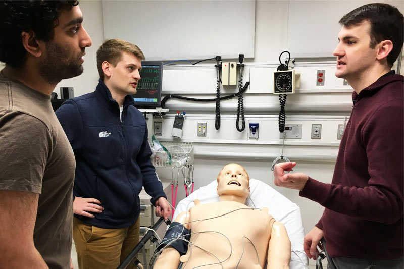 Boot Camps Prepare Medical Students for the Rigors of Residency