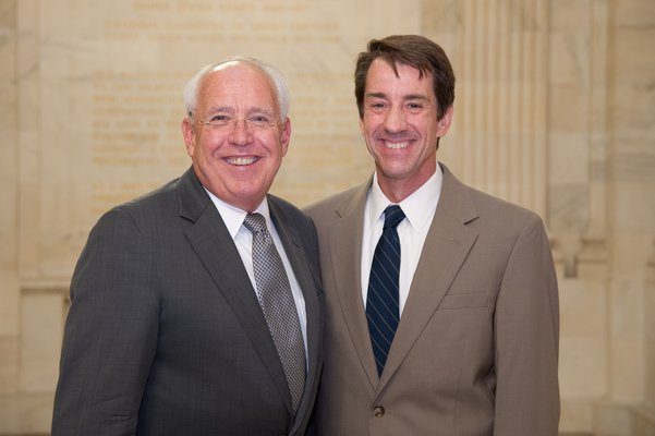 Darrell G. Kirch, MD, and Christopher Austin, MD