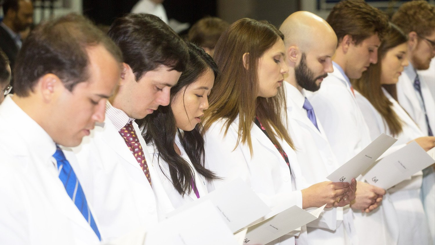 White coat ceremony